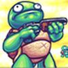 Game Ninja rùa bắn súng