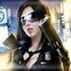 Game Nữ cảnh sát không gian