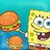Game Spongebob ăn hamburger