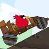 Game Angry Bird Lái Xe Gỗ