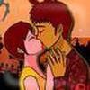 Game Nụ hôn Halloween