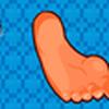 Game Bàn chân siêu bẩn