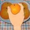 Game Bóp nát quả cam