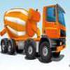 Game Đậu xe tải xi măng
