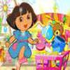 Game Dora đi shopping