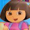 Game Dora lười học