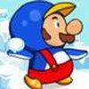 Game Mario ném tuyết 3