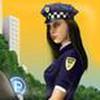 Game Nữ cảnh sát đậu xe