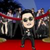 Game Oppa Gangnam trên thảm đỏ