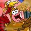 Game Spongebob bắt gà tây