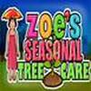 Game Zoe chăm sóc vườn cây