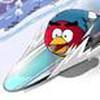 Game Angry Bird trượt tuyết