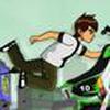 Game Ben 10 lái BMX