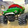 Game Đua xe Ninja Monster