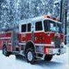 Game Lái xe cứu hỏa mùa đông 2