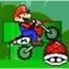 Game Mario lái xe đạp 2