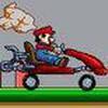 Game Mario lái xe Kart