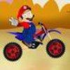 Game Mario lái xe mô to