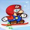 Game Mario trượt tuyết