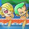 Game Ngôi sao truyện tranh đua thuyền