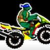 Game Ninja rùa lái siêu xe