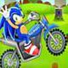 Game Sonic đua xe