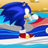Game Sonic Lái Ca Nô