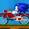 Game Sonic Lái Môtô