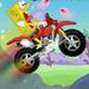 Game Spongebob lái xe ATV