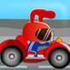 Game Thỏ con lái xe