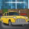Game Trồ tài lái taxi