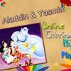 Game Tô màu tranh Aladin