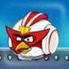 Game Angry bird du hành không gian