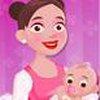Game Dịch vụ chăm sóc baby