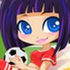 Game Hot Girl Cổ Vũ Bóng Đá