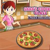 Game Lớp dạy nấu ăn của Sarah : Pizza Tricolore