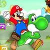 Game Mario Cưỡi Khủng Long Phiêu Lưu
