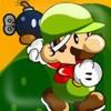 Game Mario Ném Bom Zombies