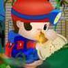 Game Mario thoát khỏi lâu đài