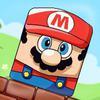 Game Mario Trong Thế Giới Nghiêng