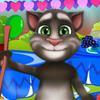 Game Mèo Tom Dọn Dẹp