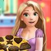 Game Rapunzel Làm Bánh