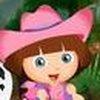 Game Trang điểm cho Dora