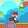 Game Mario lái xe gỗ