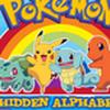 Game Pokemon Tìm Chữ