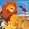 Game Tìm chữ với vua sư tử