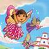 Game Tìm điểm khác nhau với Dora