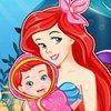 Game Nàng Tiên Cá Và Baby