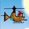 Game Angry Bird lái trực thăng