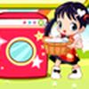 Game Bé gái giặt đồ